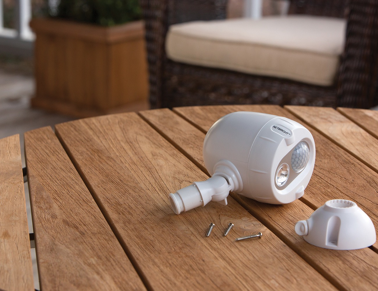 NetBright LED Wireless Networked Spotlights