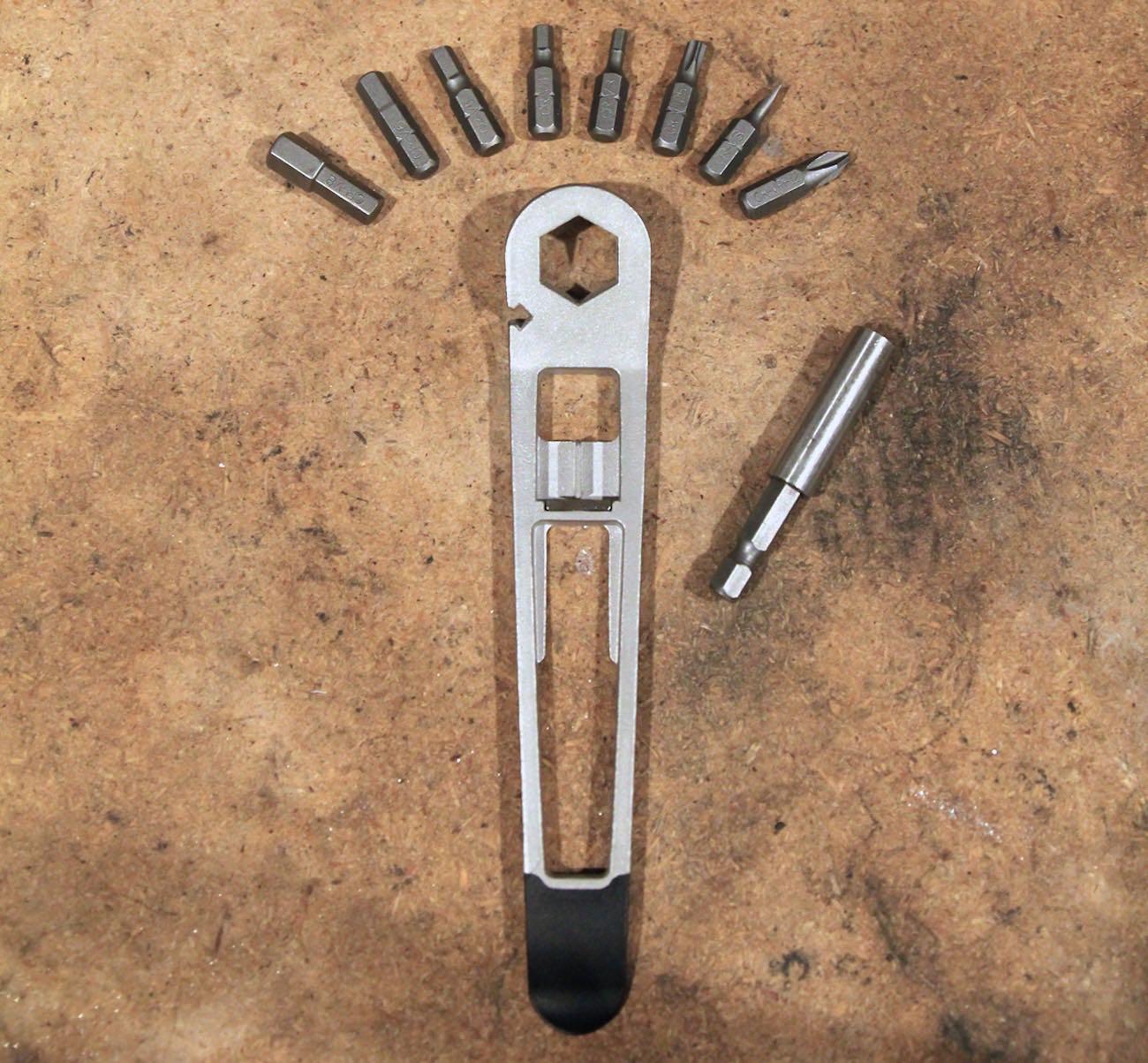 Nutter Multi Tool by Full Windsor
