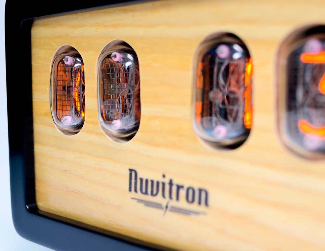 Nuvitron Postmodern Nixie Clock