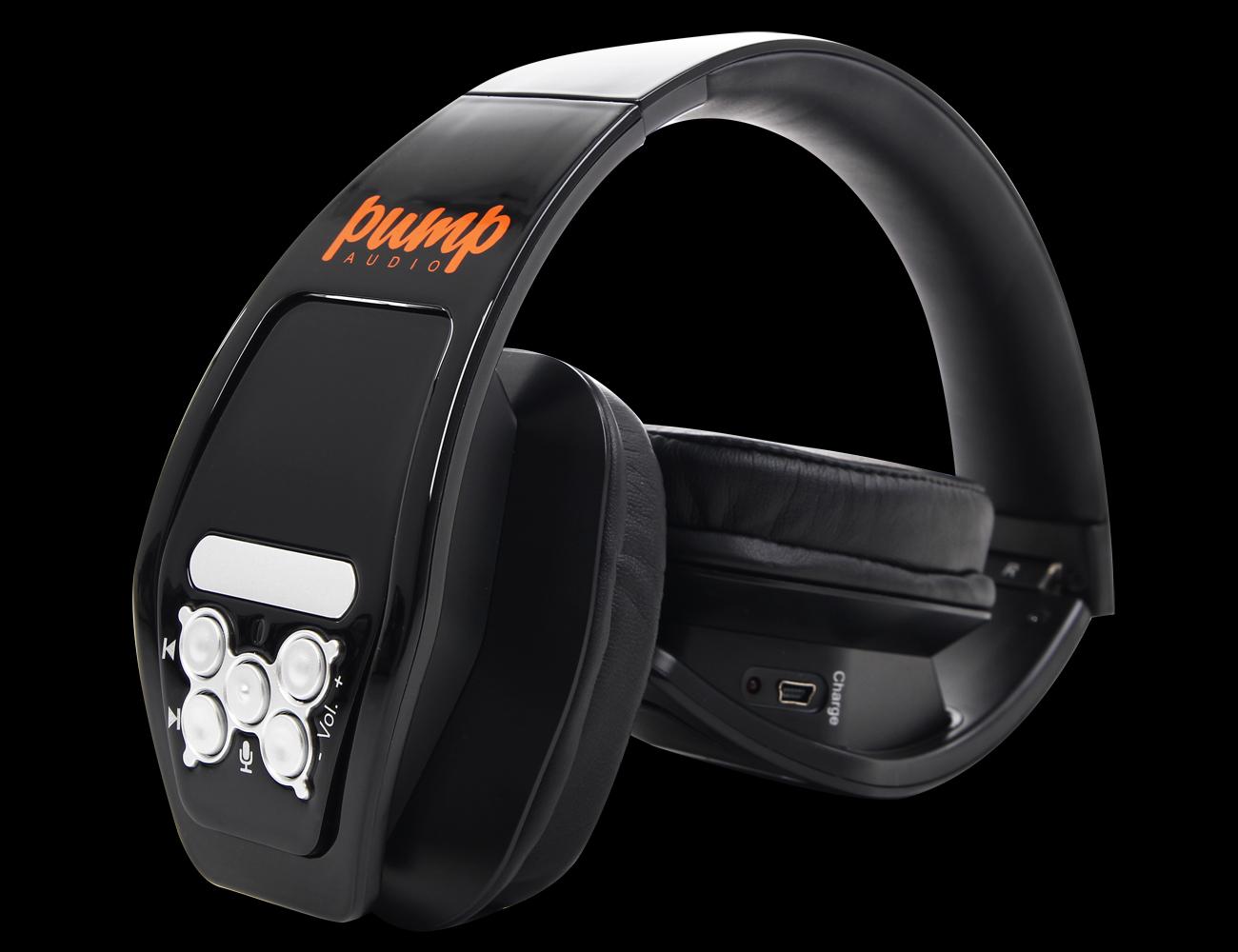 PUMP Zeus – The Worlds' Best Sounding Wireless Bluetooth Headphones