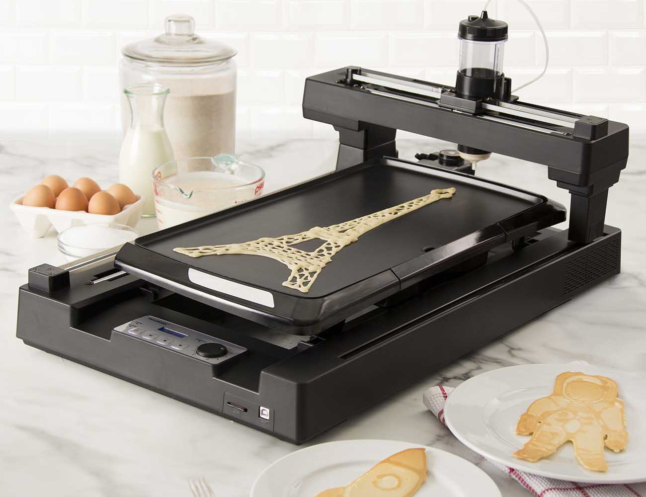 PancakeBot – The World's First Pancake Printer