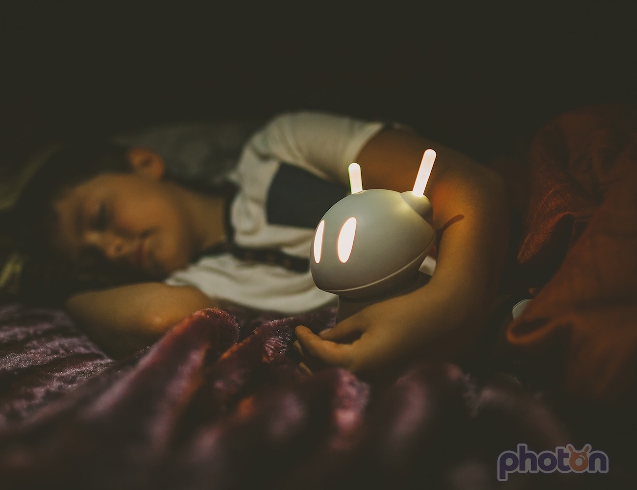Photon – World's First Robot That Grows With Your Child