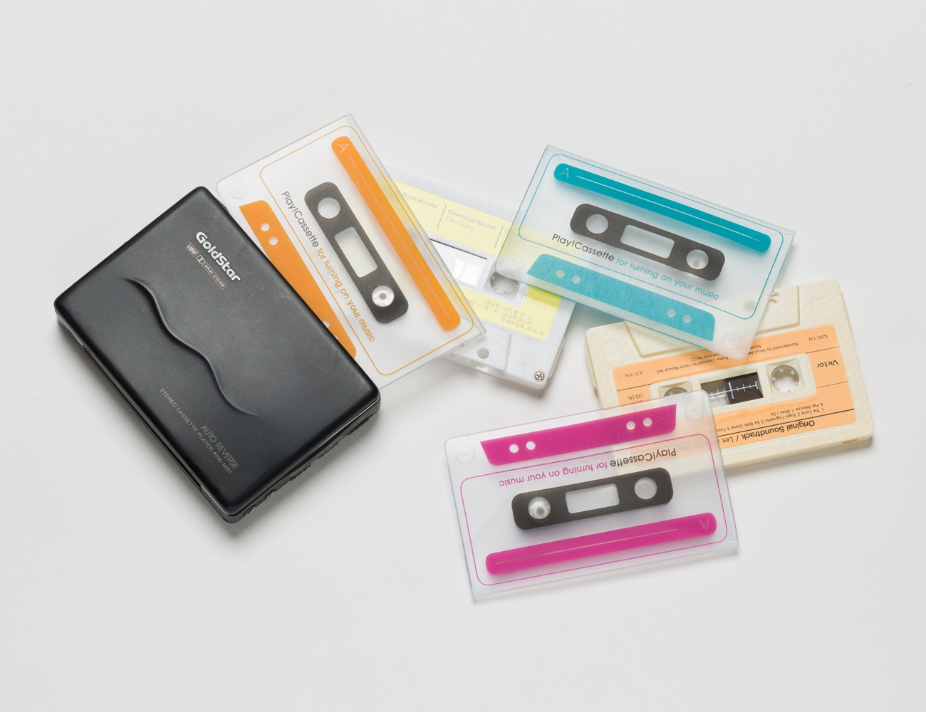 Play!Cassette – An Earphone Pouch That Takes You Back