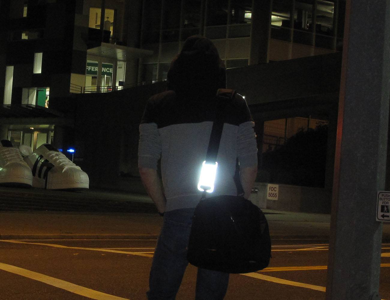 Portland Reflector – Magnetic Reflectors for Cycling