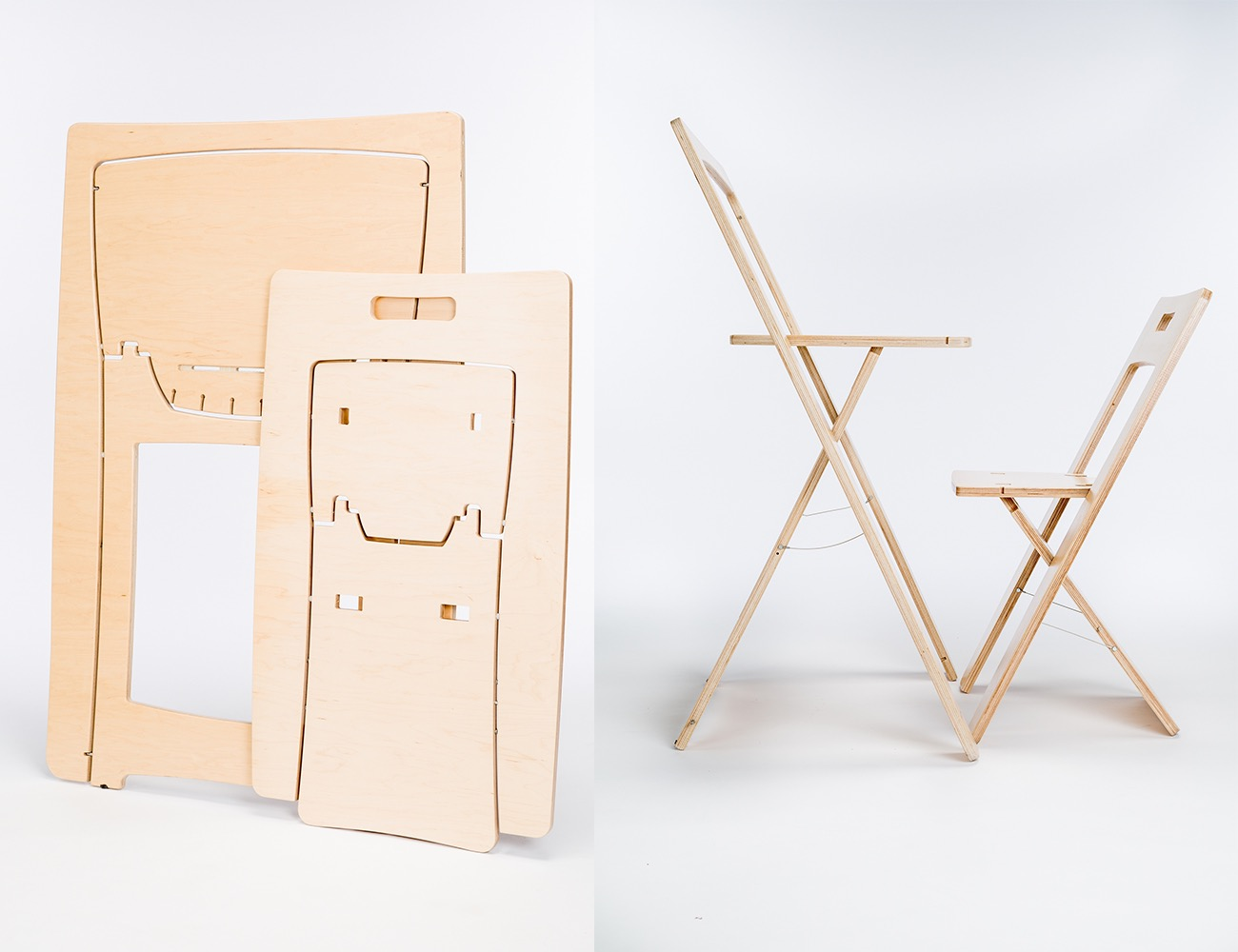 Purely Chair and Desk