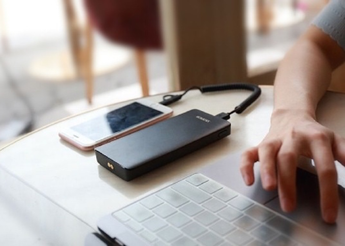 Romoss – The Powerful Charger Station for Sharing Batteries