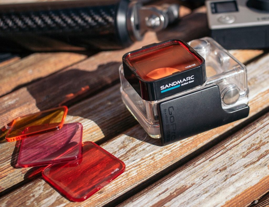SANDMARC+Aqua+Filter+for+GoPro