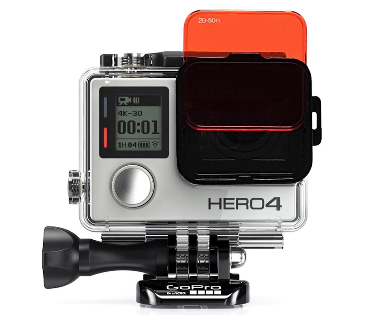 SANDMARC Aqua Filter for GoPro