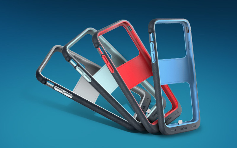 SanDisk iXpand Memory Case for iPhone 01