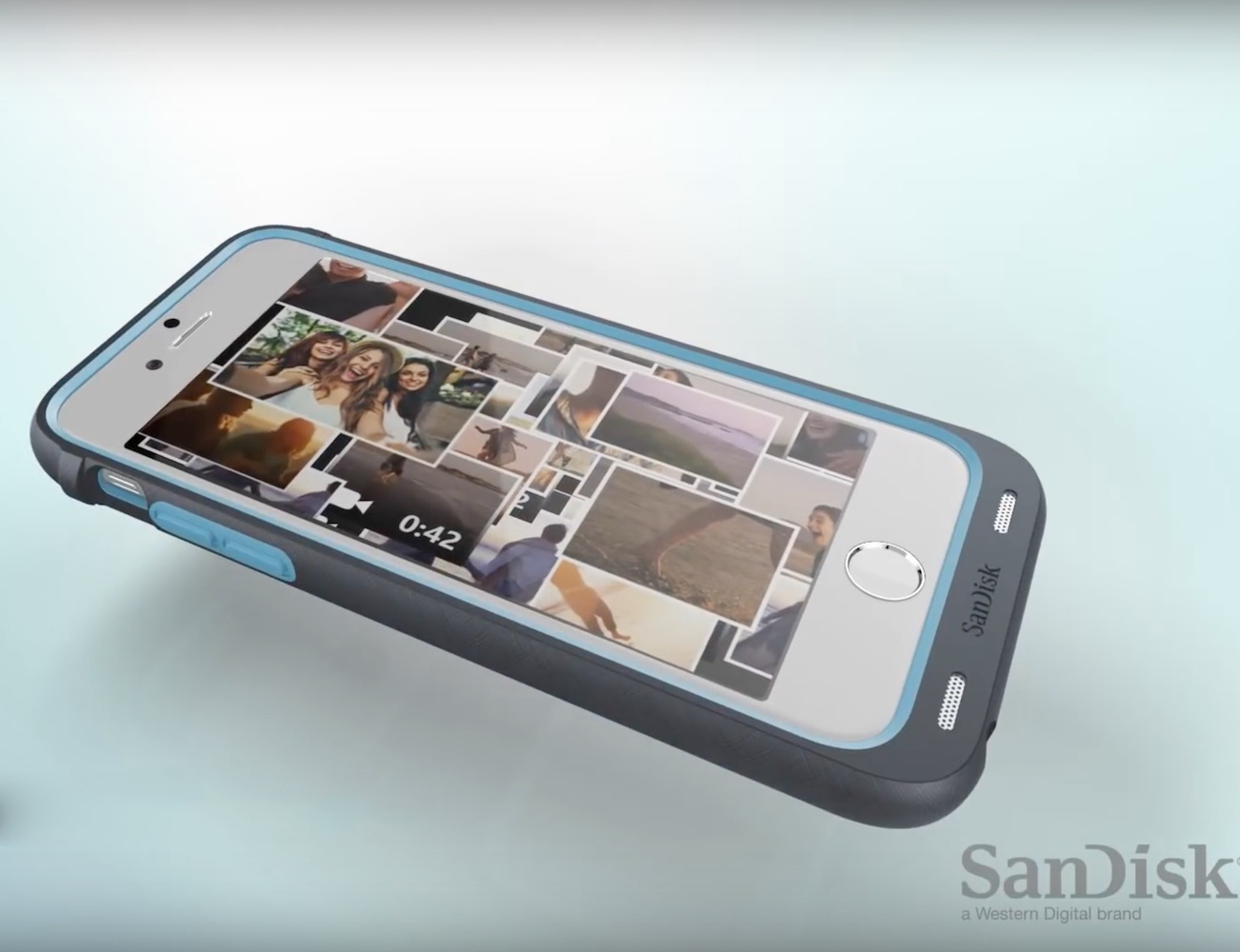 SanDisk iXpand Memory Case for iPhone