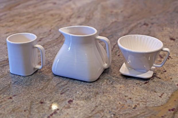 Invergo ceramics