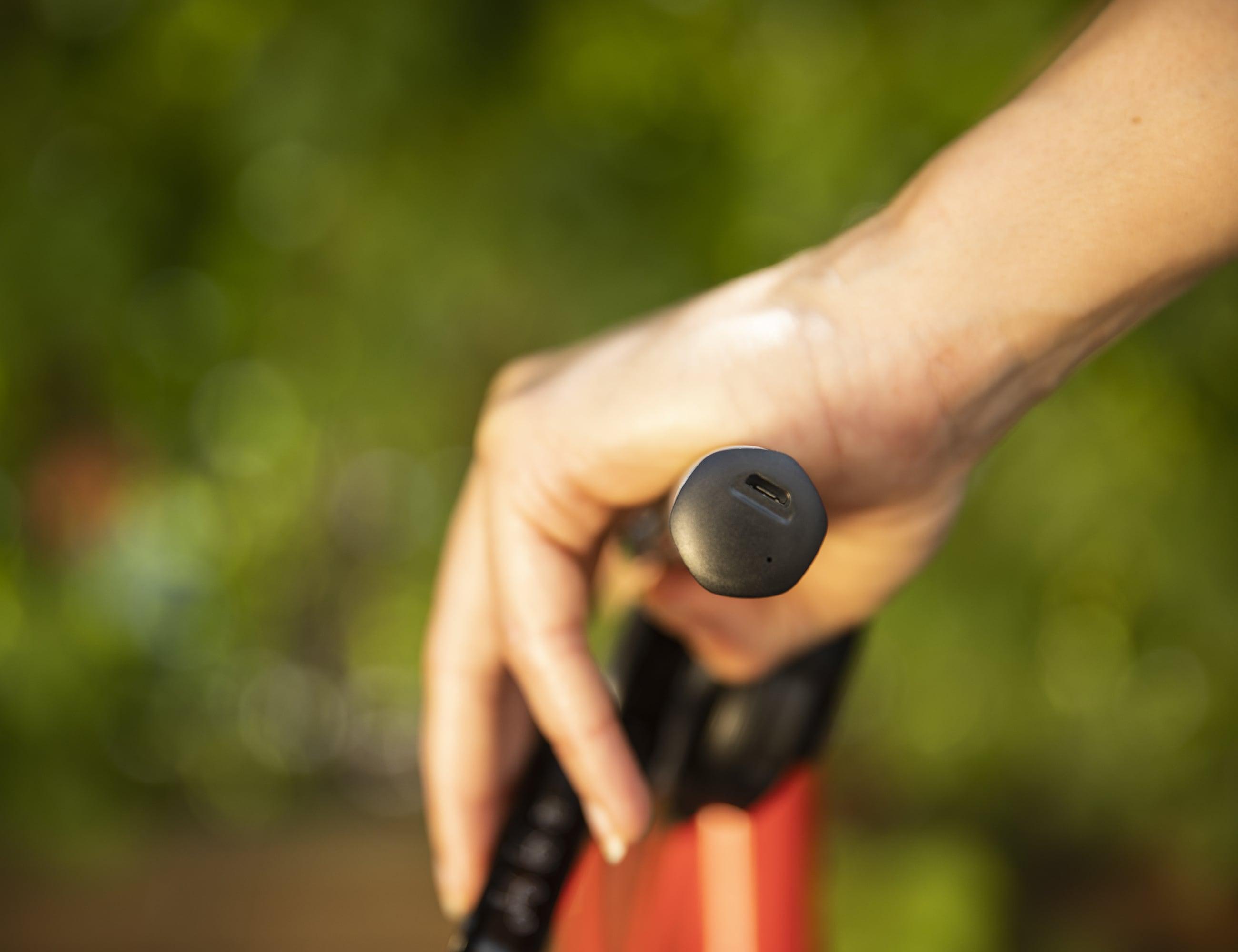 Sherlock Invisible GPS Bike Tracker