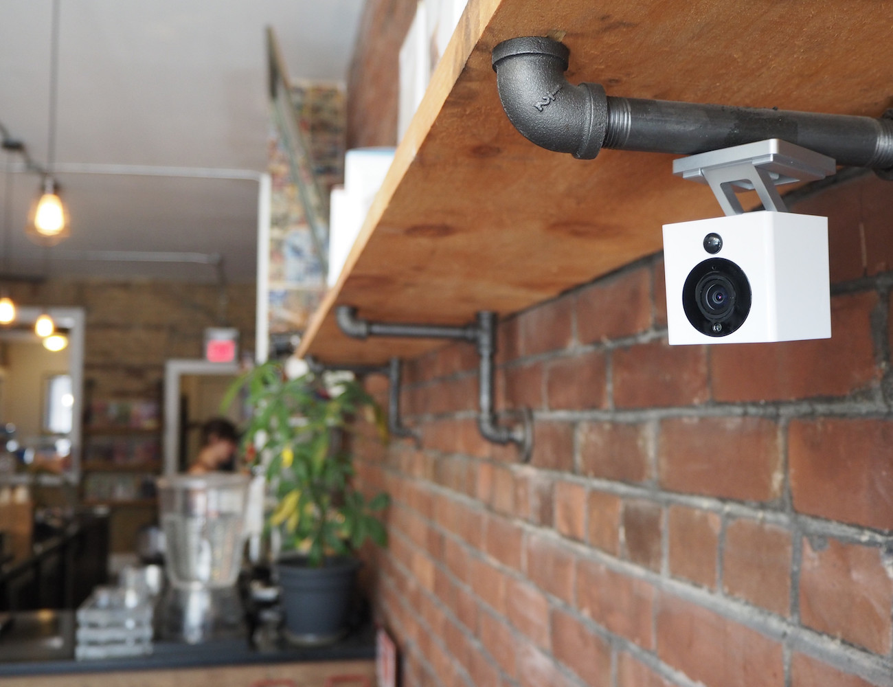 Spot HD Video Camera by iSmartAlarm