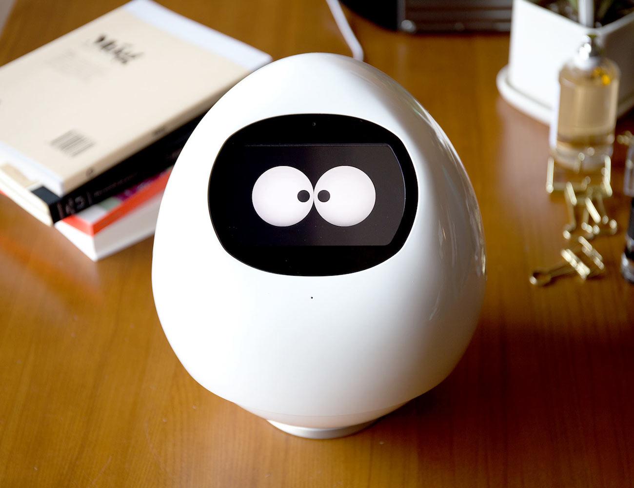 Tapia AI Robot Companion