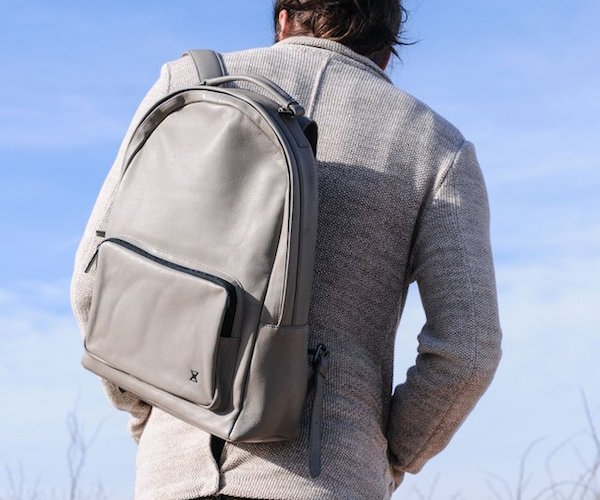 Terracomo+Leather+Archer+Backpack