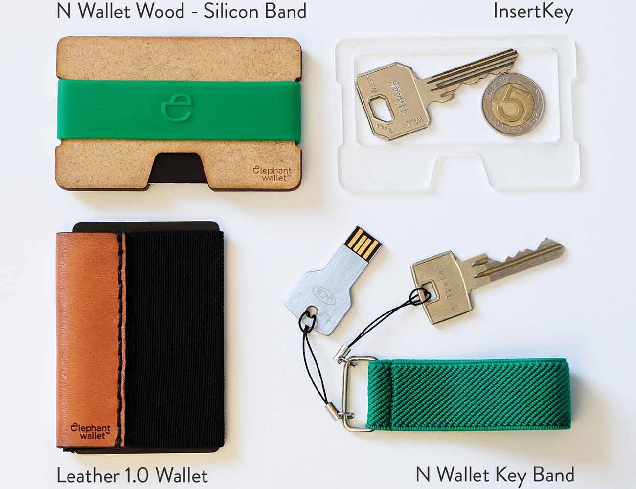 The N Wallet by ElephantWallet