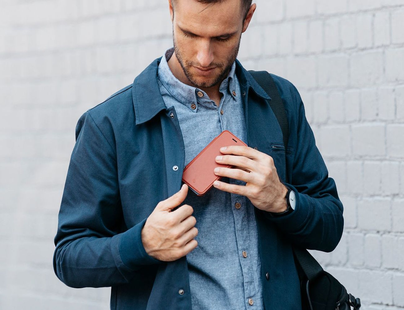 The Phone Wallet by Bellroy