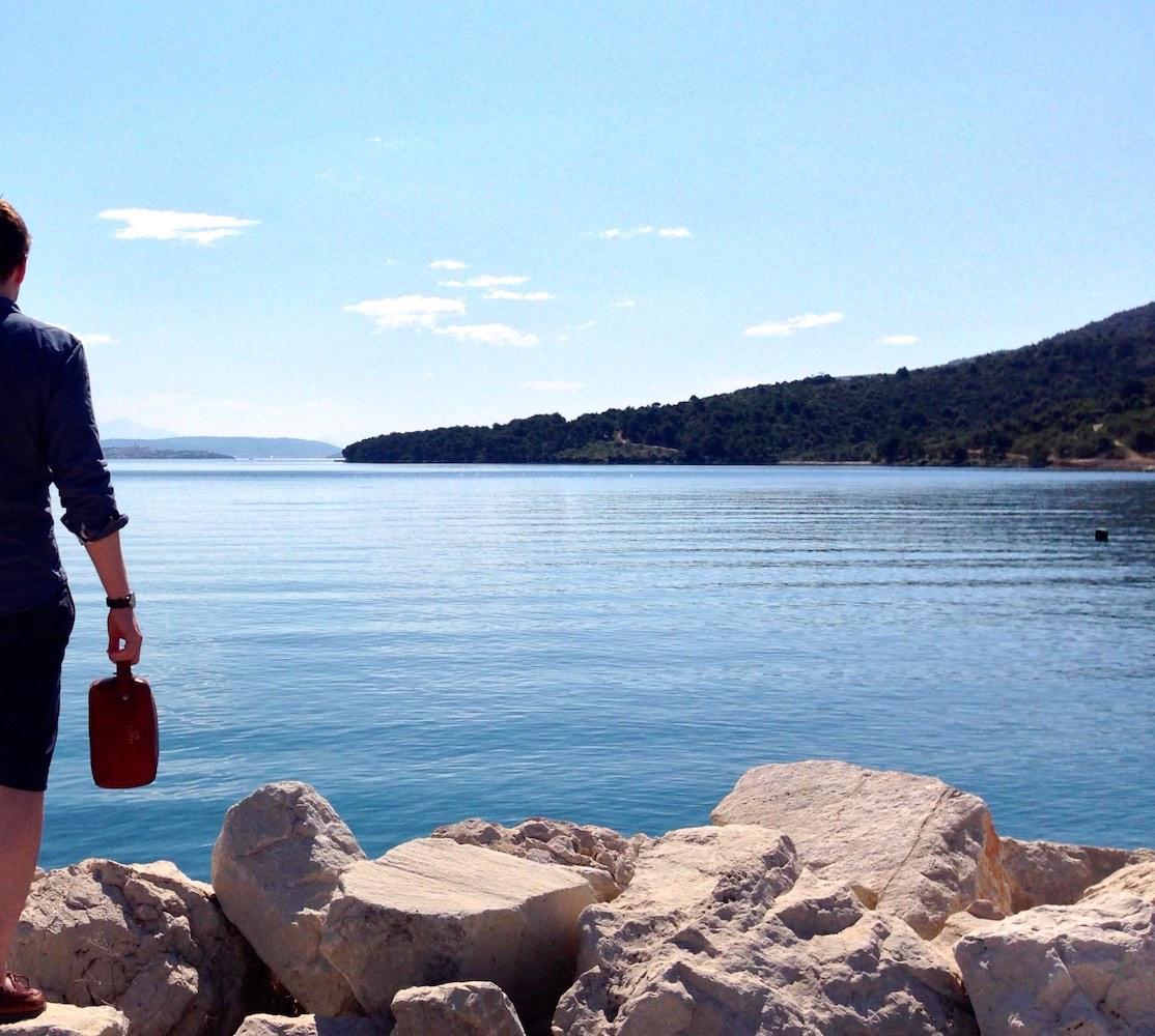 The Tuscan Wash Bag
