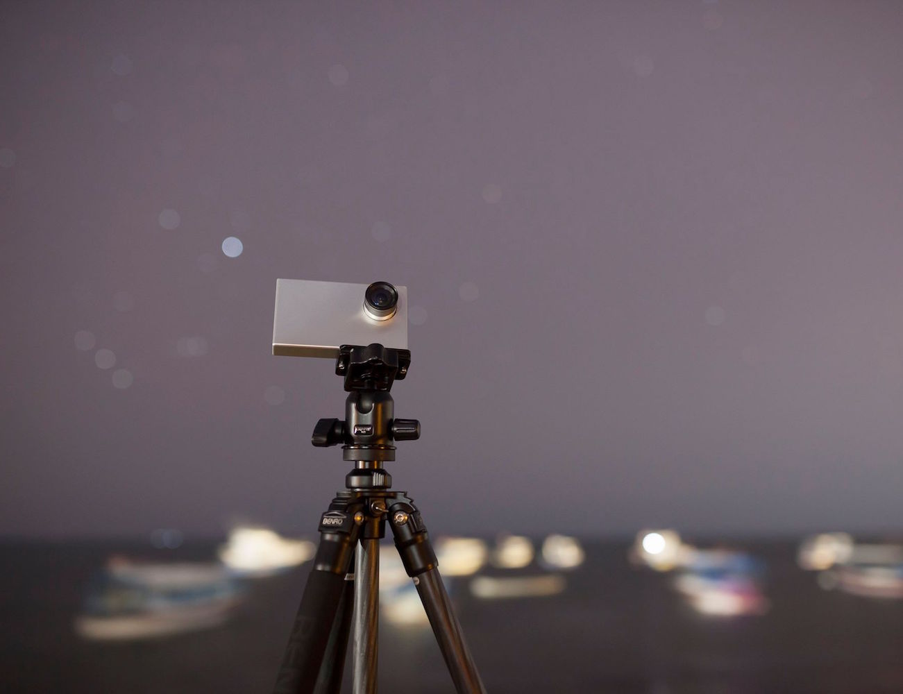 Tiny1 – The World's Smallest Astronomy Camera