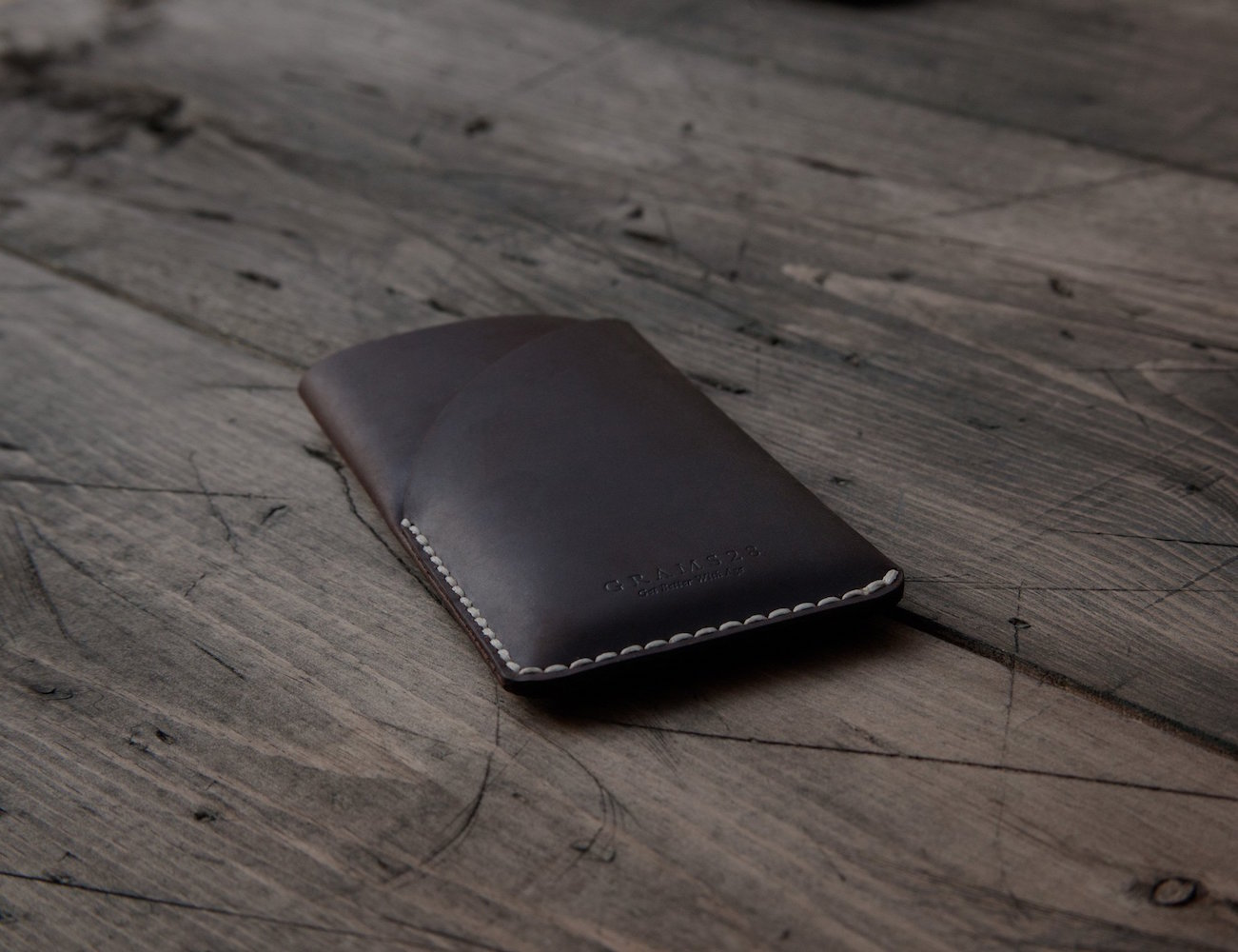Truffle iPhone Sleeve and Wallet by GRAMS28