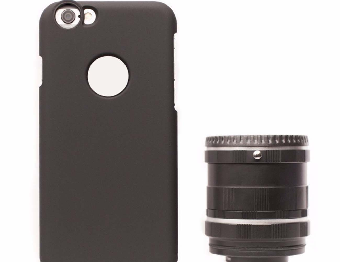 iphone lens adapter turnikit iphone lens adapter for iphone 6 amp 6 plus 11987
