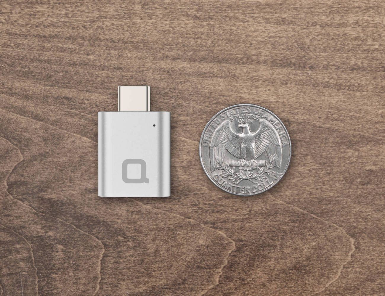 USB-C Mini – The World's Smallest USB-C Adapter by Nonda
