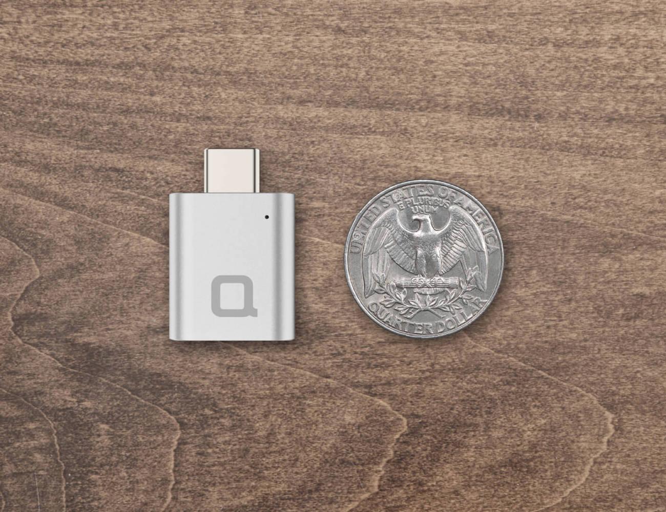 USB-C Mini – The World's Smallest USB-C Adapter by Nonda