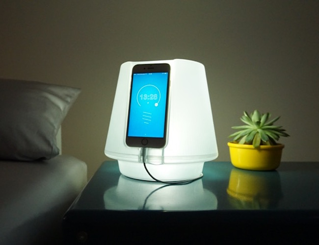 UpLamp – The Very First Lampless Lamp