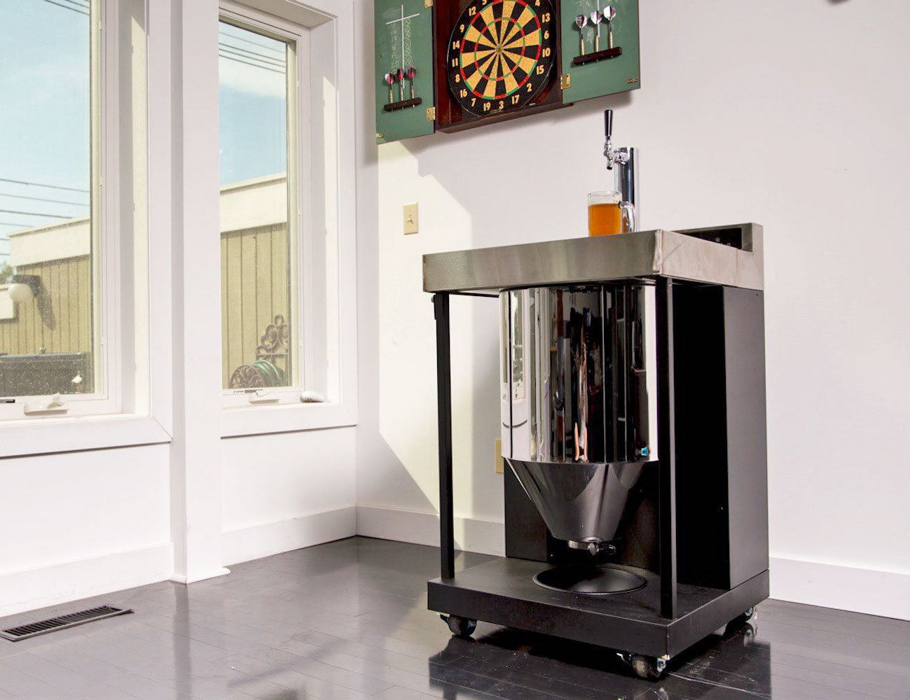 Vessi Fermentor – Home Beer Brewing System