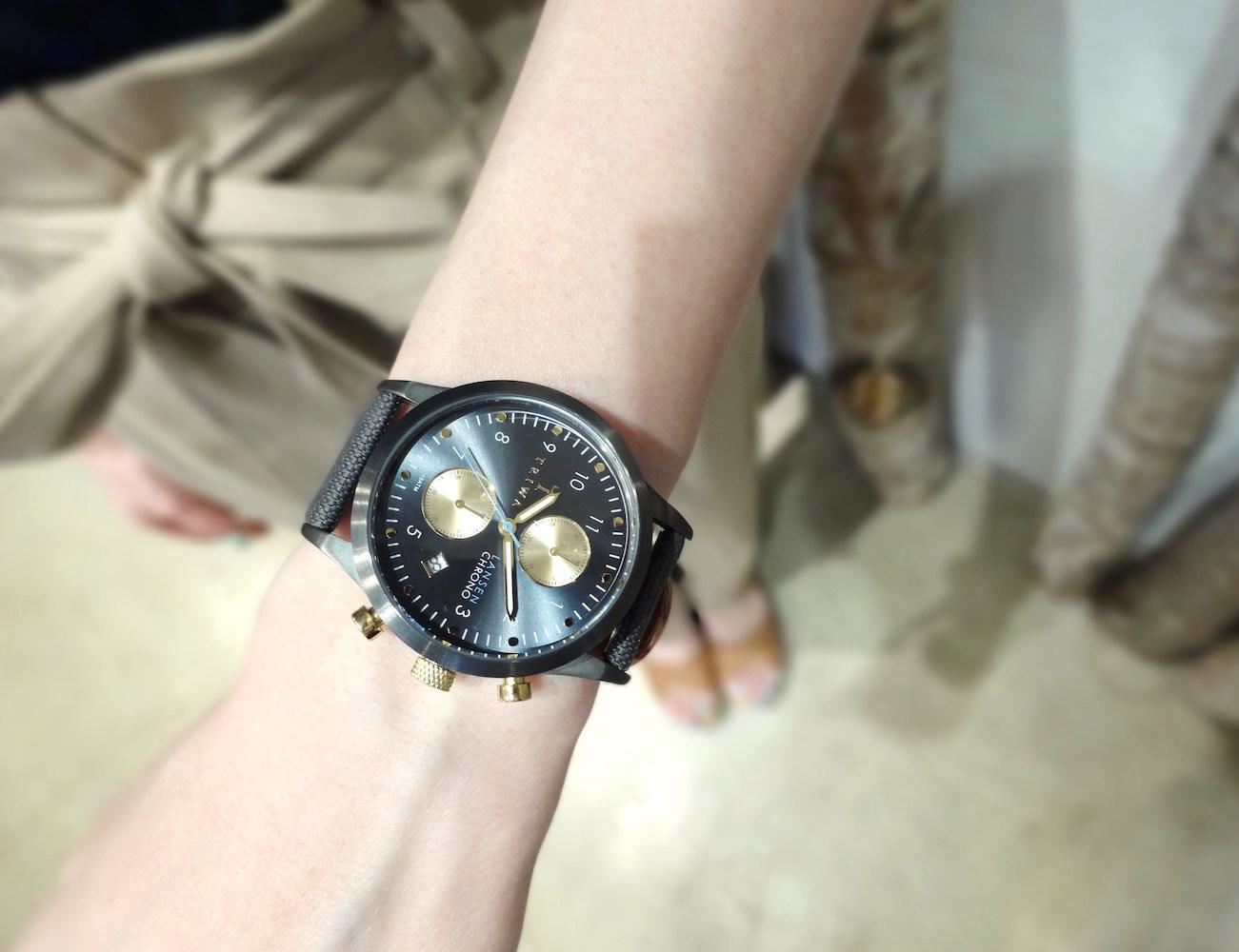 Walter+Lansen+Chrono+Watch+By+Triwa