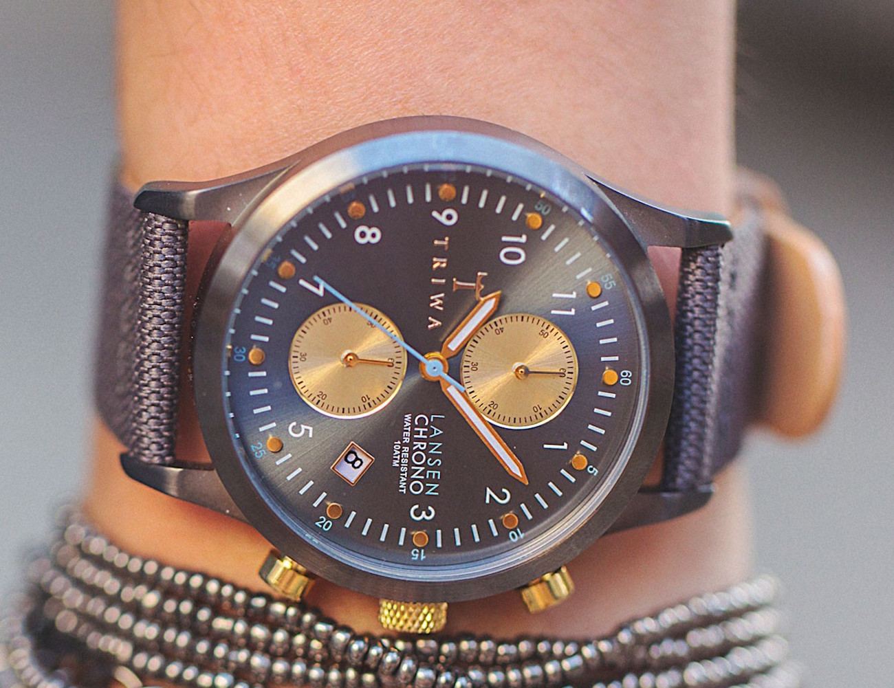 Walter Lansen Chrono Watch by Triwa