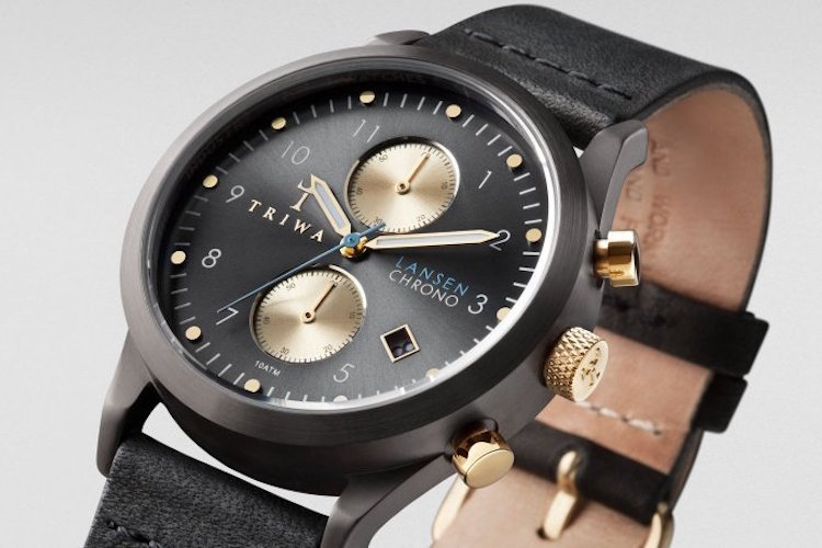 Walter Lansen Chrono Watch by Triwa