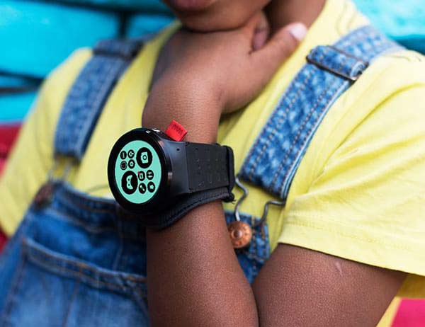 Wanderwatch – The World's First Smartwatch for Kids that Gamifies Outdoors
