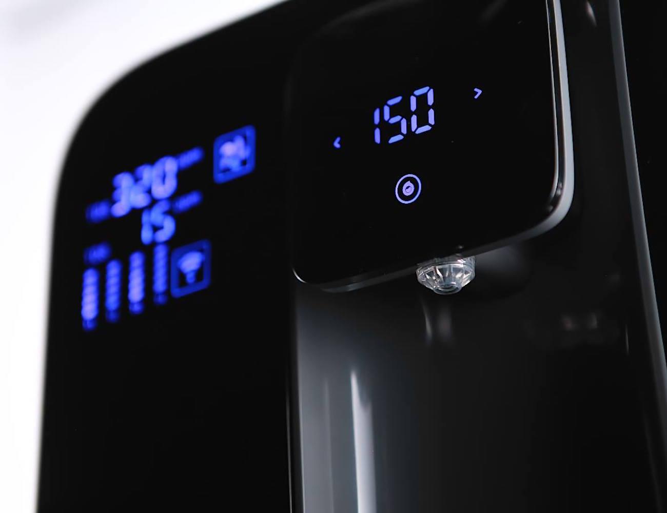 WaterO – The Countertop Water Purifier