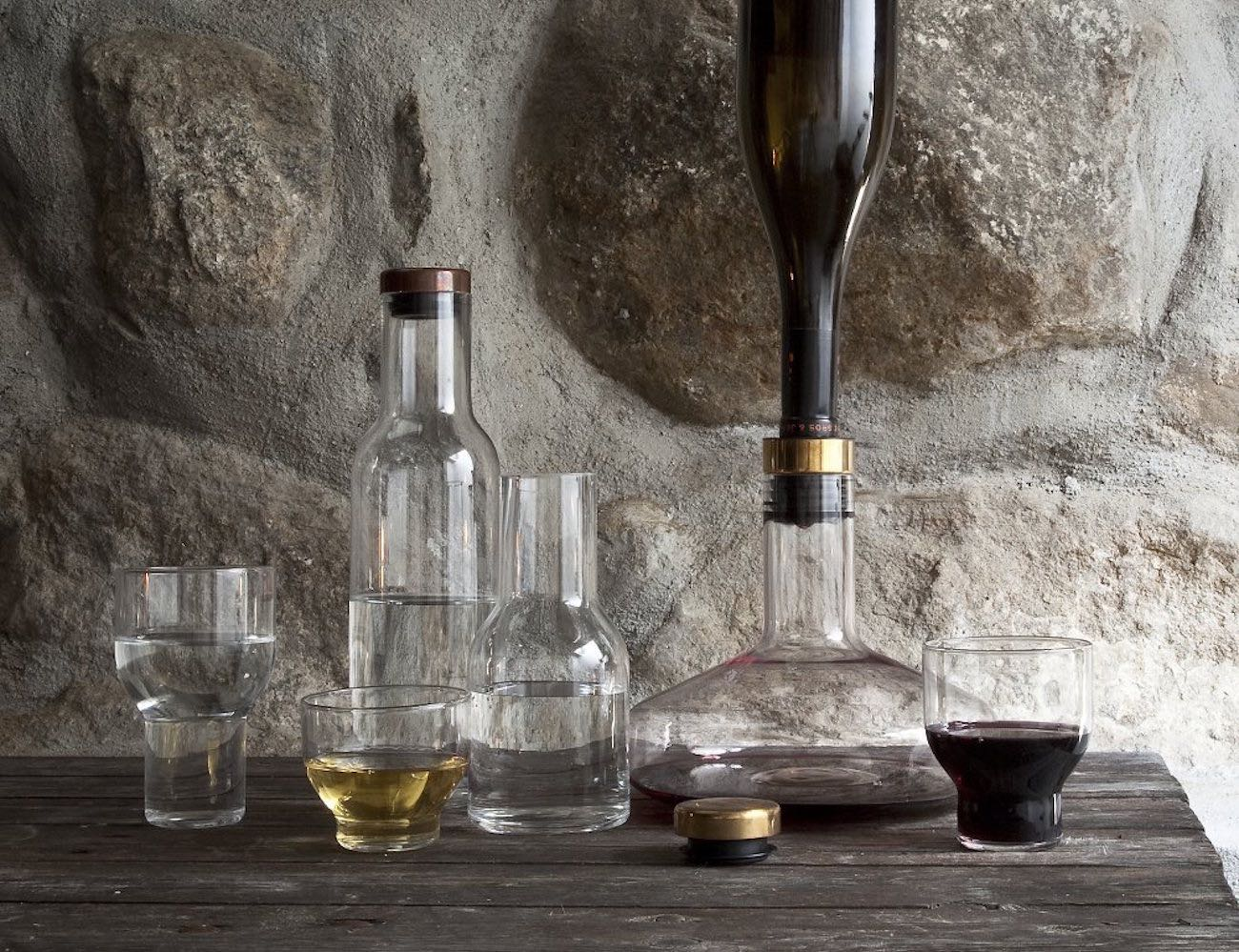 Winebreather Carafe Deluxe by MENU