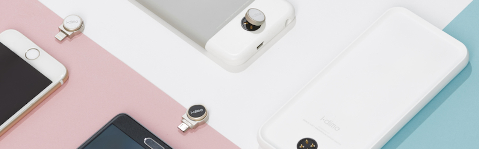 The Penny-Sized Idime Adds Serious Storage to Your iPhone