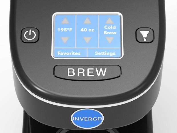 Invergo controls