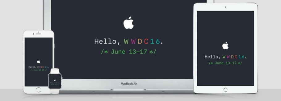 Everything You Need to Know From Apple's WWDC 2016 Keynote