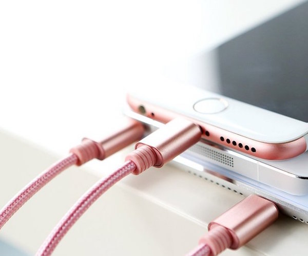 3-in-1+Lightning+Cable+For+IPhone+By+Rock