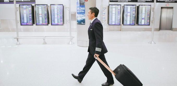 The Marlon Carry-On Suitcase Actually Compresses to Just 9 Inches