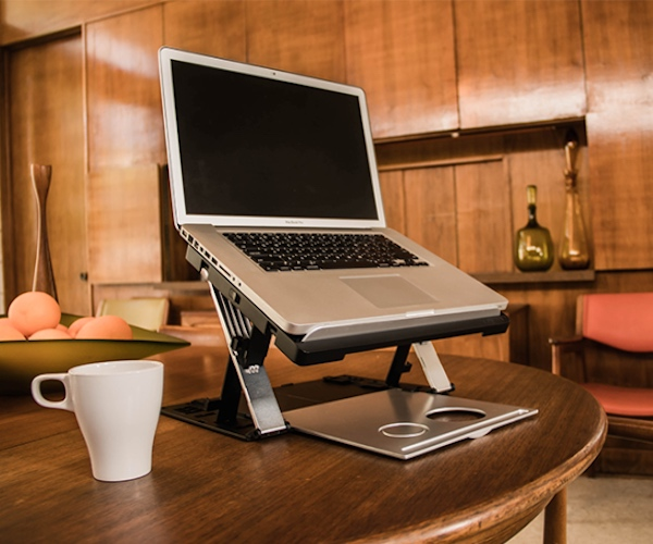 A/Stand Transformable Workstation for Devices
