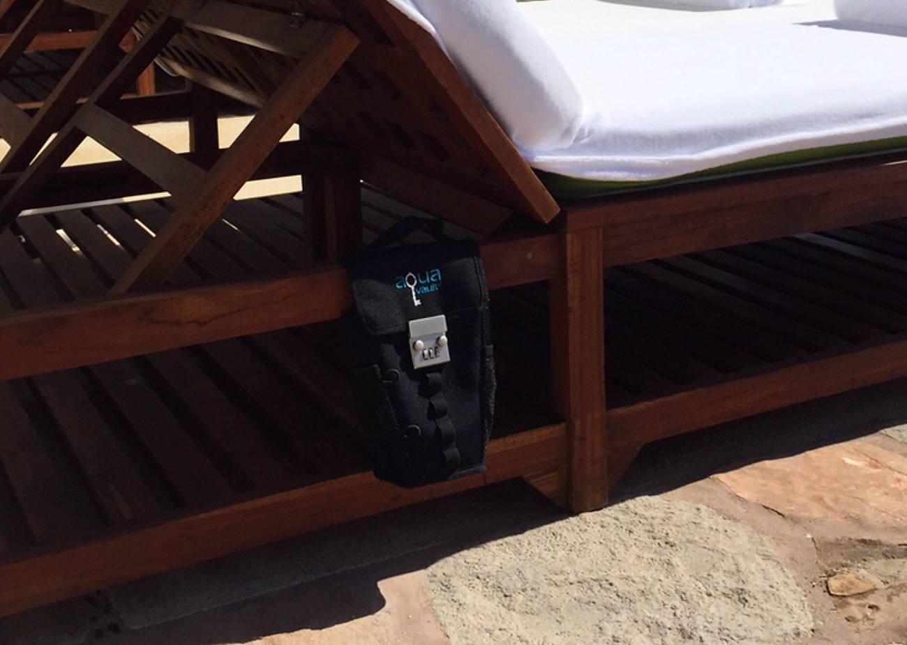 AquaVault FlexSafe Portable Outdoor Safe