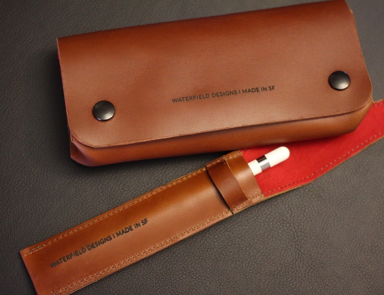 Atelier Apple Pencil Case by Waterfield