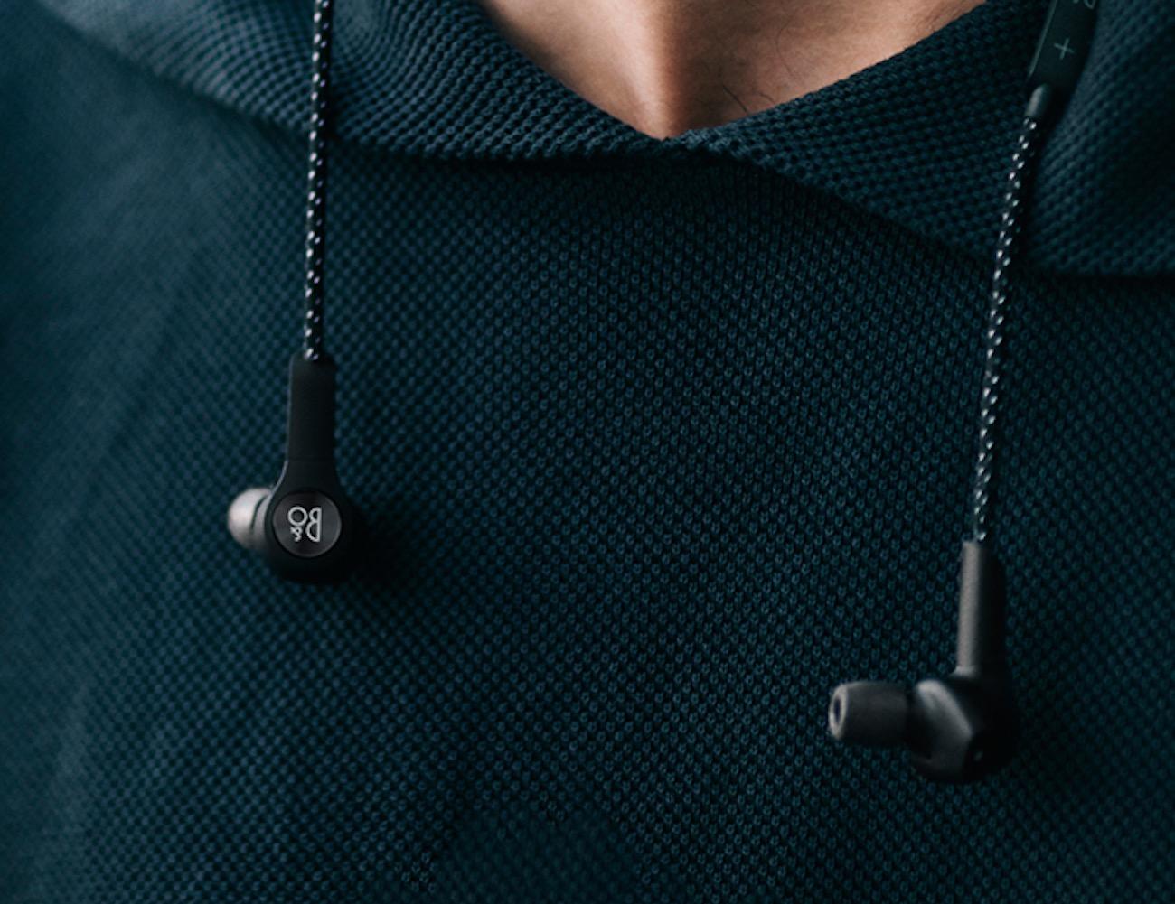 Beoplay H5 Wireless Earphones by Bang & Olufsen
