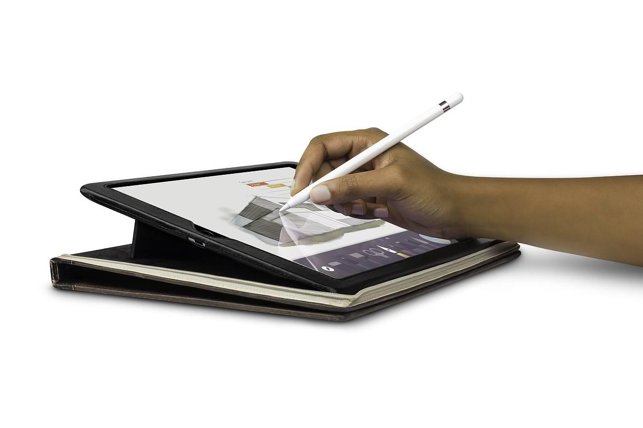 BookBook Leather iPad Case