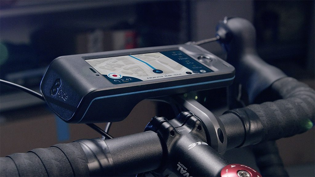 Bycle Bike Mount and GPS App