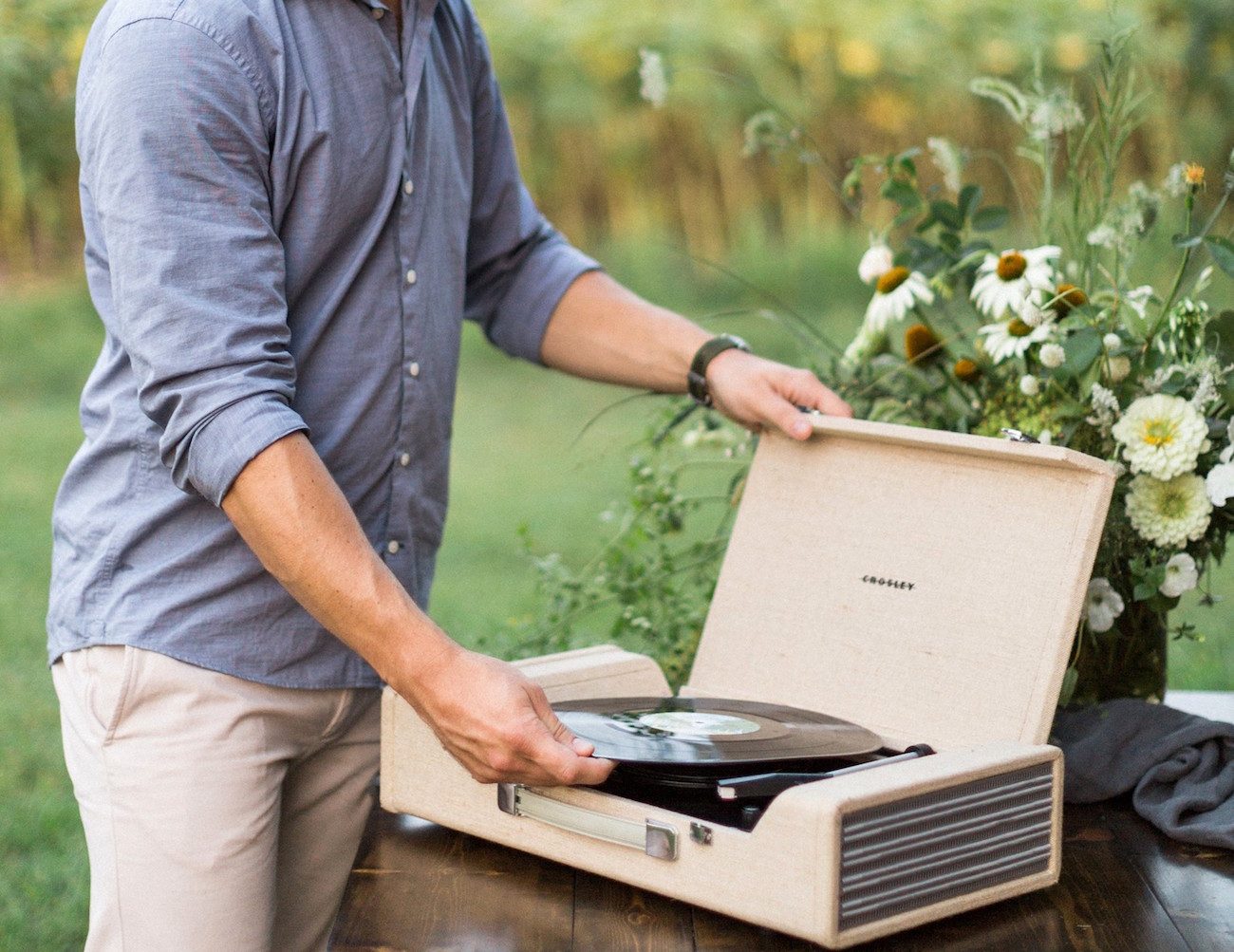 Crosley+Nomad+Portable+Turntable+With+Software