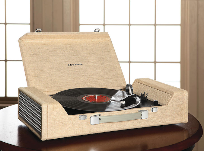 Crosley Nomad Portable Turntable with Software