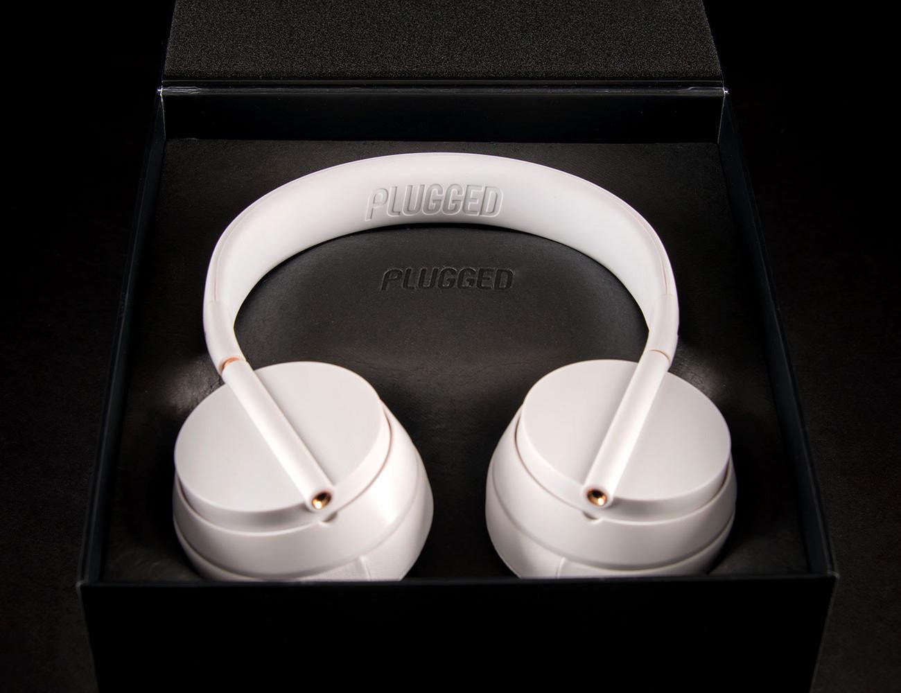 Crown Series Headphones by Plugged Audio