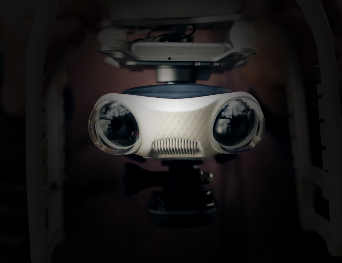 EYSE – Driver Assist And 3D Telepresence, Robotic Assistant